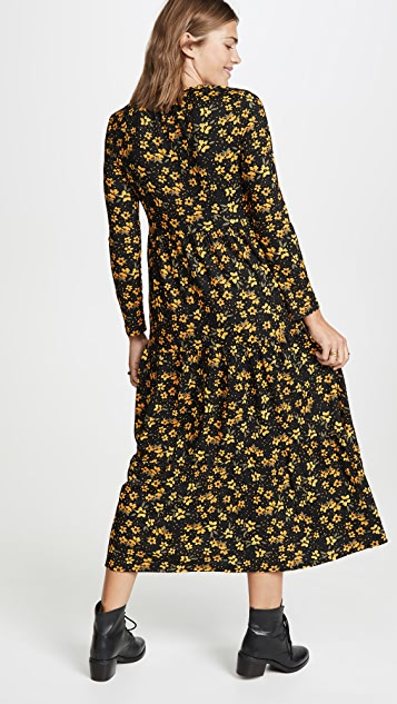 Free People Tiers Of Joy Midi Dress