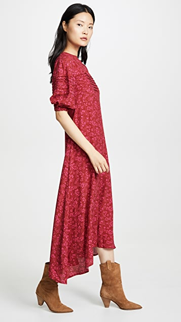 Free People Jessie Midi Dress