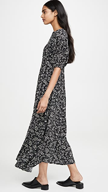 Free People Jessie Midi Dress