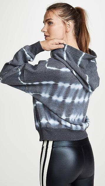 Free People Movement Tie Dye Believer Sweatshirt