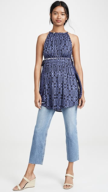 Free People Mid Summers Day 长款上衣