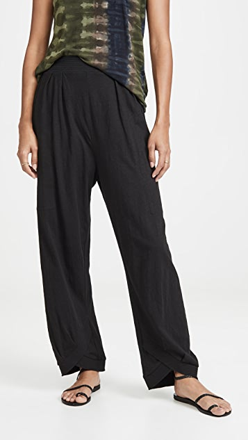 Free People Breezin By Joggers