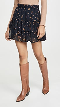 From The Valley Mini Skirt