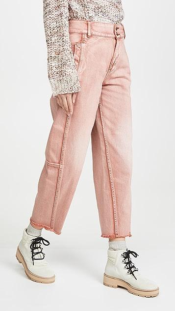 Free People Monroe Jeans