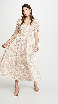 She's A Dream Midi Dress