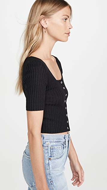 Free People Little Cutie Cardi