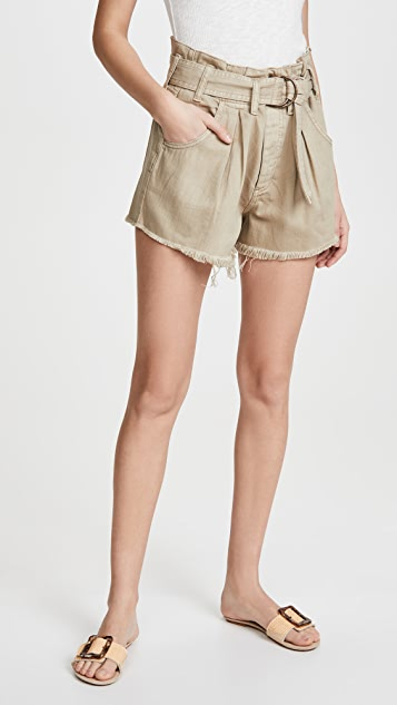 Free People See You Sometime Cutoff Shorts