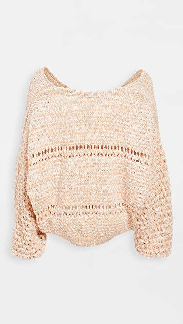 Free People Coconut V 毛衣