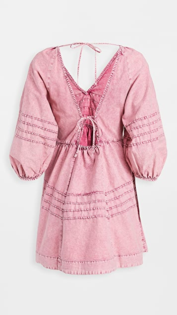 Free People Sweet Surrender Mini Dress