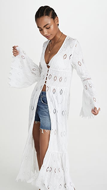 Free People Sweetwater Duster