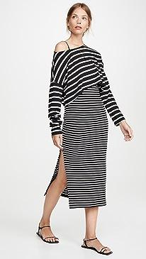 Zinnia Striped Set