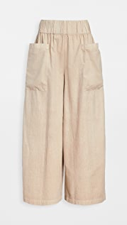 Free People Cosmic Way's Wide Leg Pants
