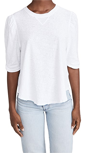 Free People Just A Puff Top