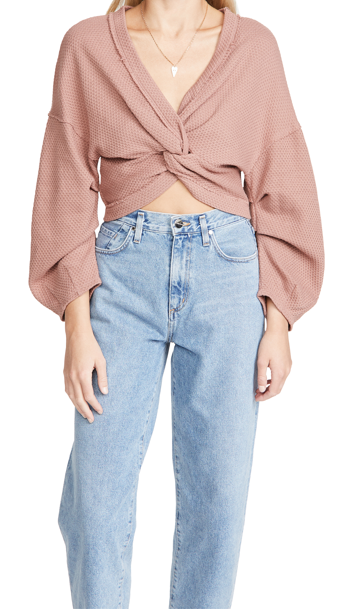 Free People Fall For You Tee