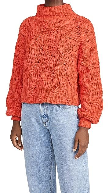 Free People Seasons Change Sweater
