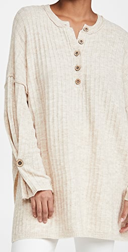 Free People - Around The Clock Pullover