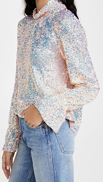 Free People Moonstruck Top