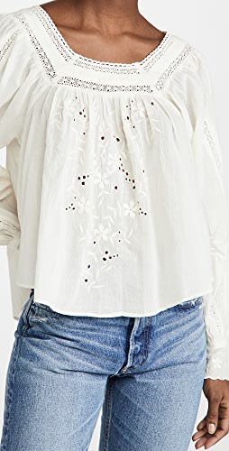 Free People - Faraway Fields Top