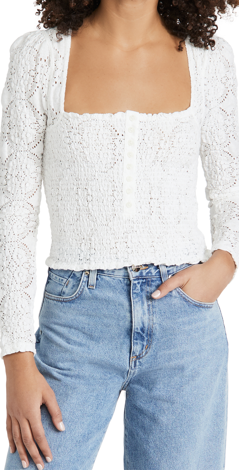 Free People Confection Top
