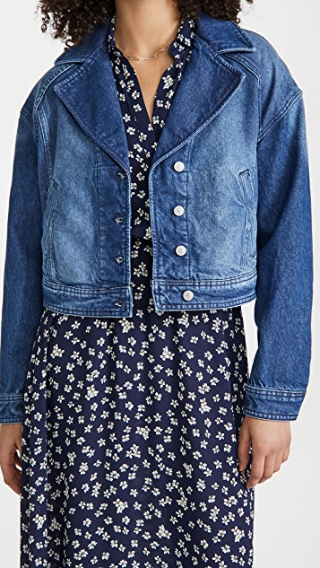 Free People Now Or Never Denim Jacket