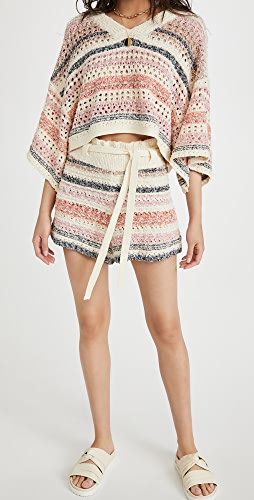 Free People - Stripes For Days 套装