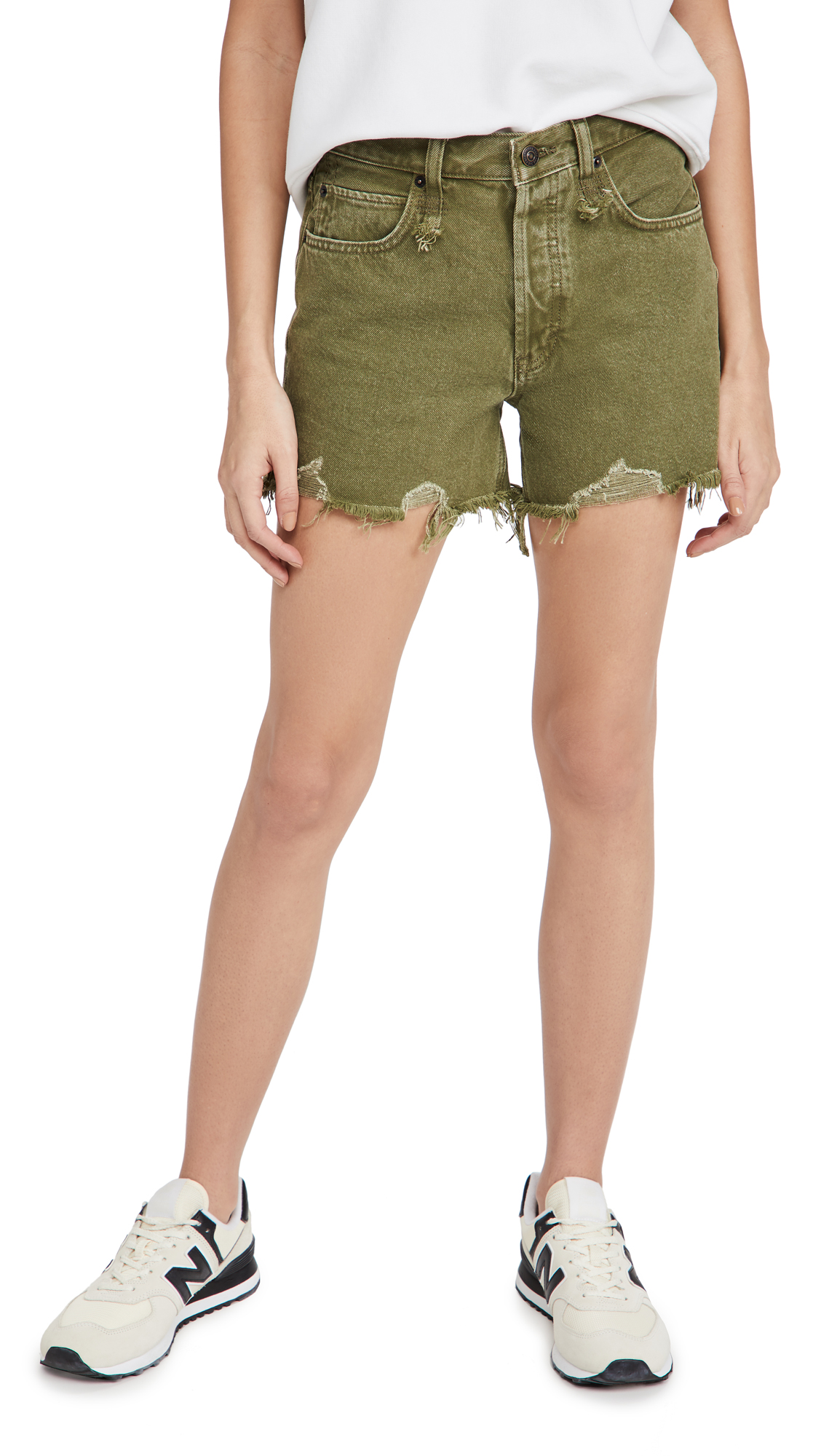 Free People MAKAI CUTOFF SHORTS