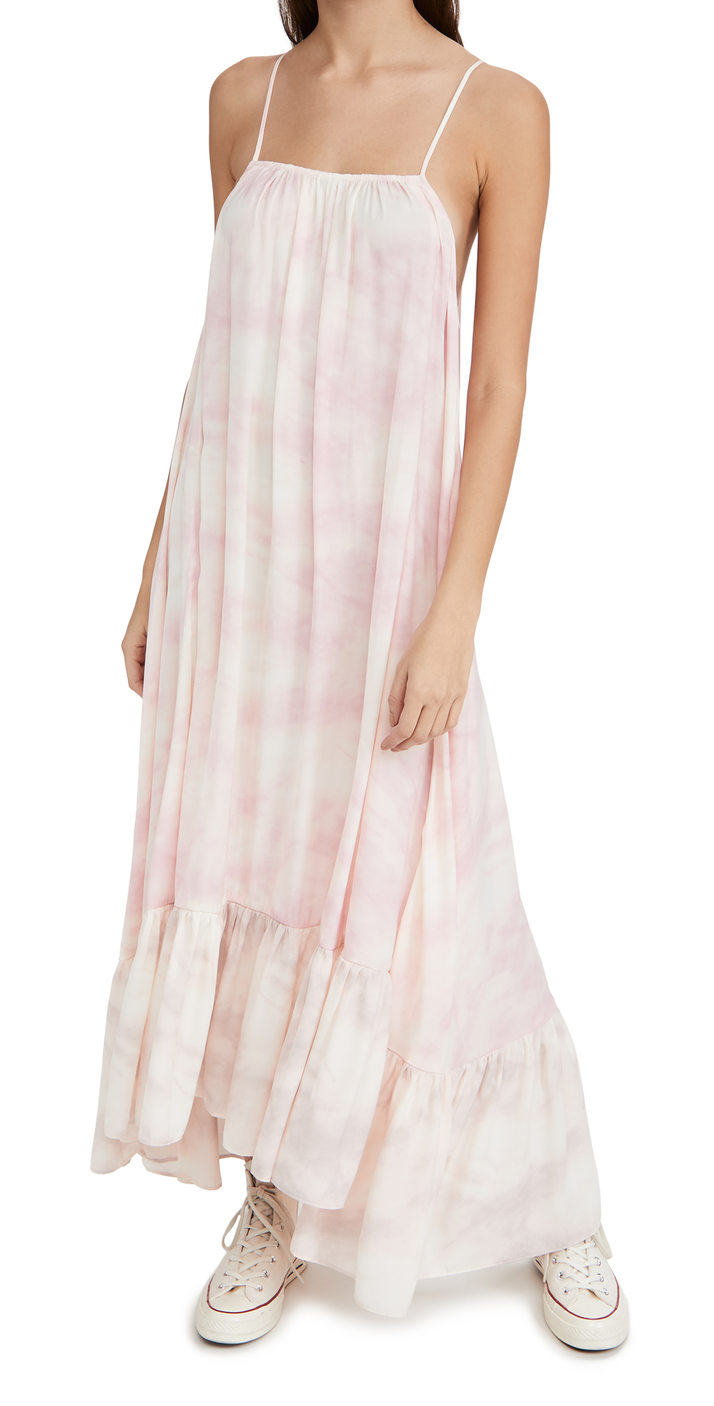 Free People Full On Maxi Slip Dress