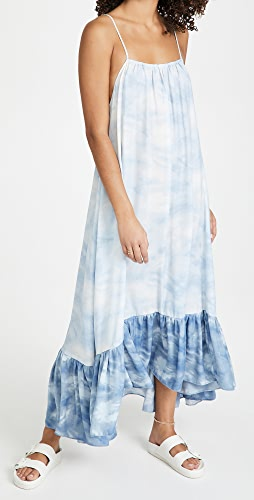 Free People - Full On Maxi Slip Dress