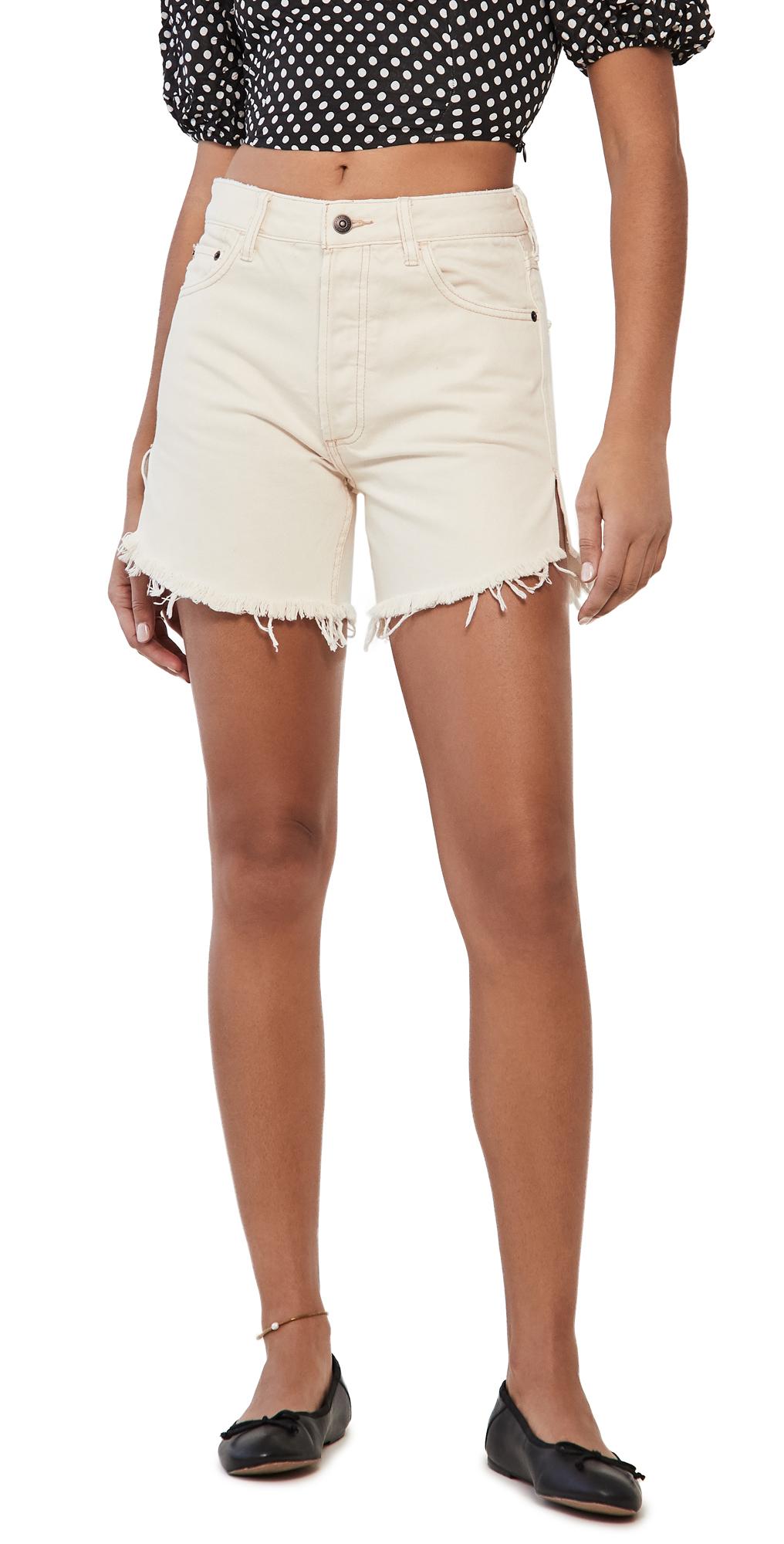 Free People Baggy Tomboy Shorts