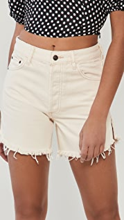 Free People Baggy Tomboy Shorts