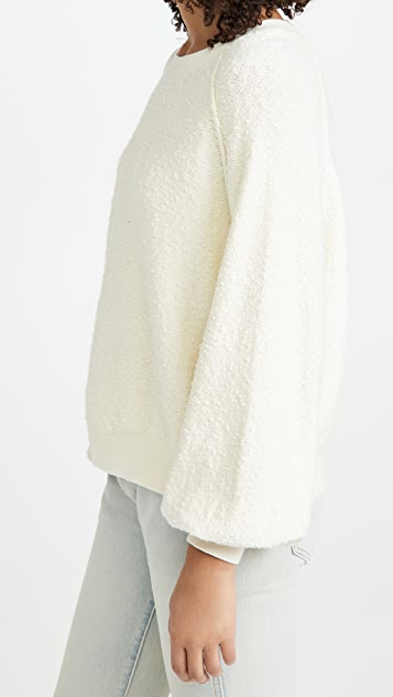 Free People Found My Friend Pullover Sweater