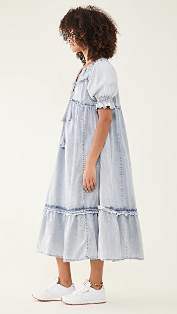 Free People One And Only 中长连衣裙