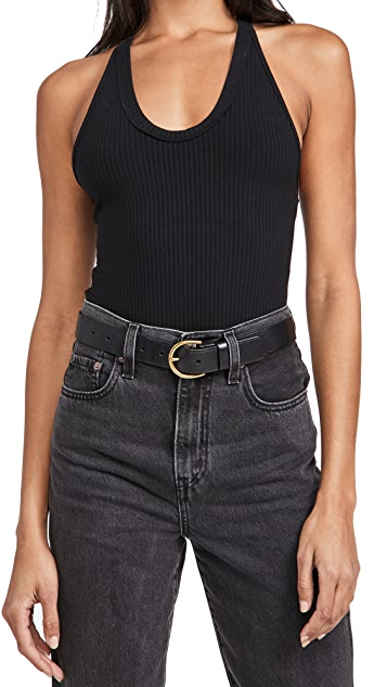 Free People Speed Dial Thong Bodysuit