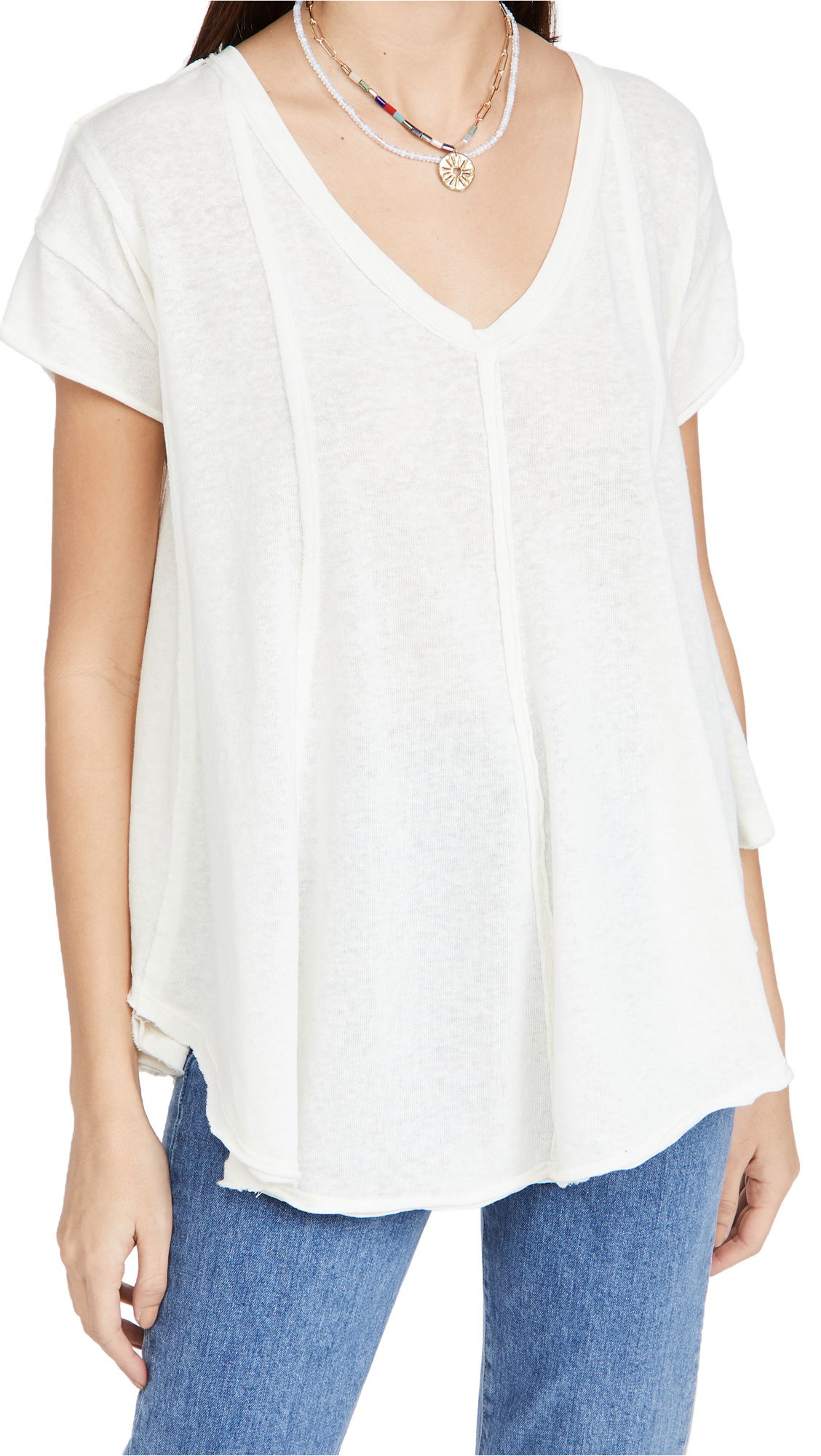 Free People SAMMIE TEE