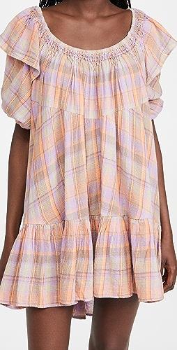 Free People - Amelie Mini Dress
