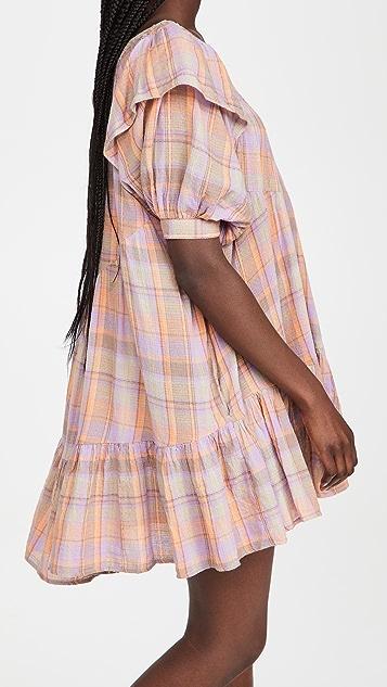 Free People Amelie Mini Dress