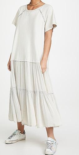 Free People - Sun Fade Midi Dress