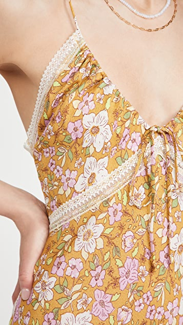 Free People All I Wanted Maxi Slip Dress