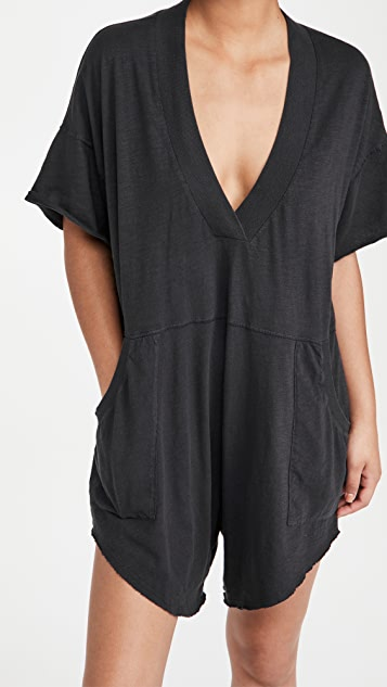 Free People Why Not Romper
