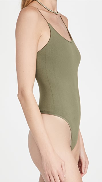 Free People Offline Seamless Thong Bodysuit
