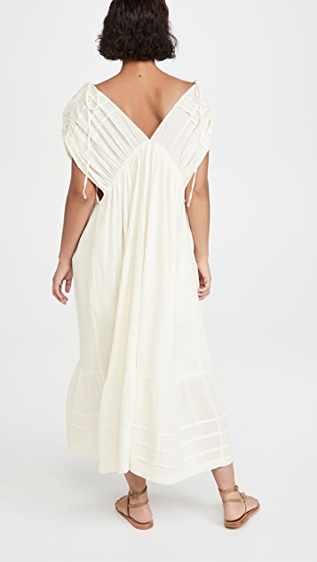 Free People In The Mood For This Midi Dress