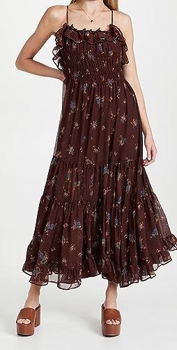 Free People - Cloud Nine Maxi Dress
