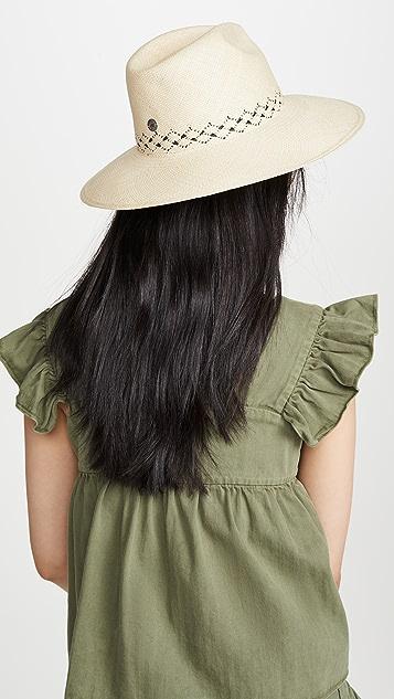 Freya 木槿花色帽子