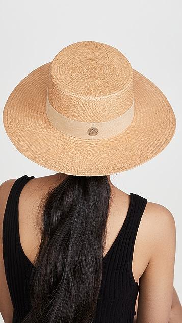 Freya The Orchid Bolero Hat