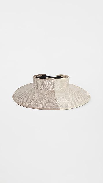 Freya Shadow 鸭舌系带帽