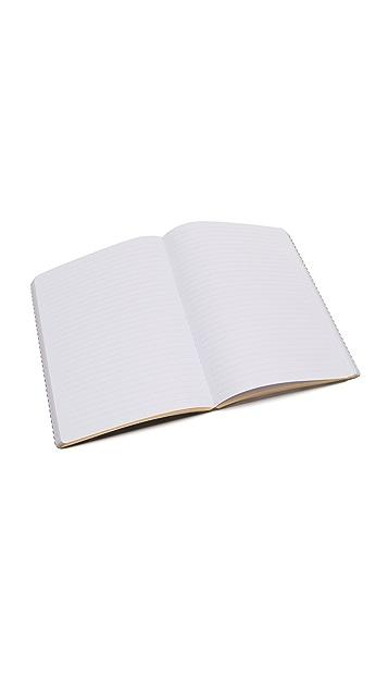 Fringe Lovely Notes Notebook