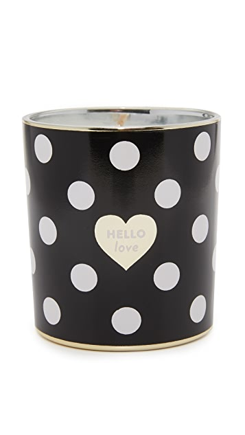 Fringe Hello Love Candle