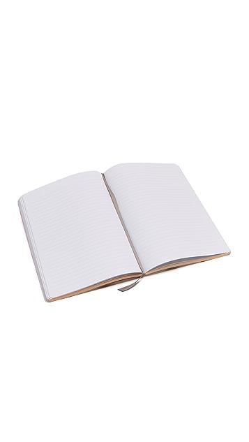 Fringe Black Dots Journal