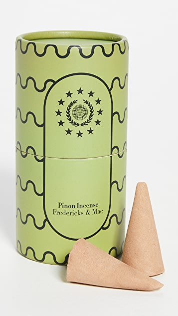 Fredericks & Mae Pinon Incense