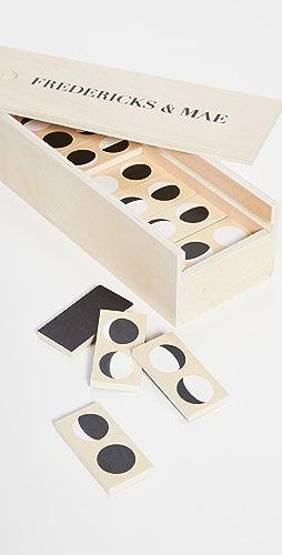 Fredericks & Mae - Moon Dominoes